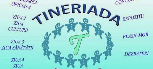 Incepe Tineriada 2014. Vezi programul ~ LuCyFeR93