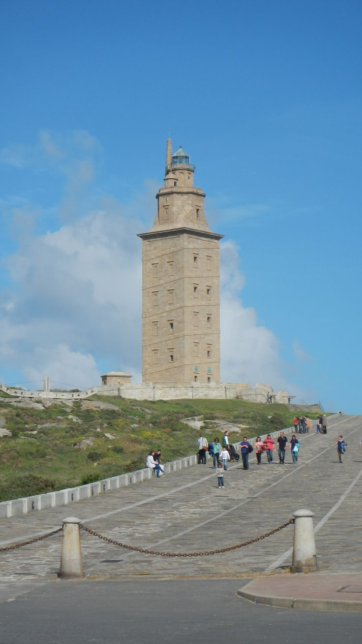A Coruña in La Coruña, Galicia