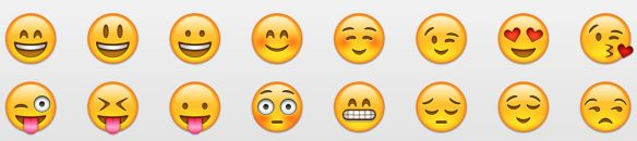 How to add emoji icons