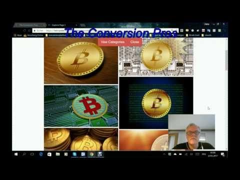 The Conversion Pros Teil 1 Landingpage erstellen