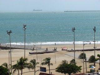 Apto Fortaleza Vista-mar, Mobiliado, Temporada, Turismo, Business, Ar-Split.   Imóvel para temporada em Praia de Iracema da @homeaway! #vacation #rental #travel #homeaway