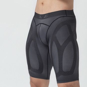 PRODUCT DETAILS Enhance. Protect. Heal. Enerskin Men's Compression Shorts help you push harder, stay safer, and recover quicker with patented silicone compression taping. Enhance Increase your flexibi