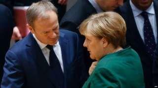 Brexit: EU summit on 29 April to discuss way ahead