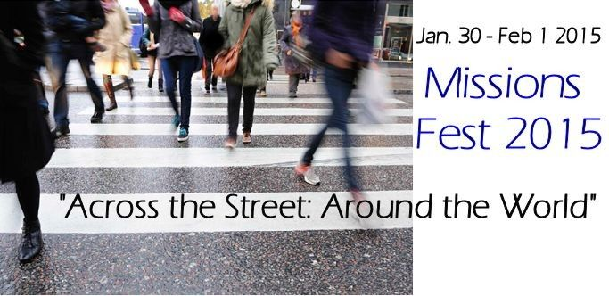 Missions Fest Vancouver January 30- February 1 | A network for local and global outreach