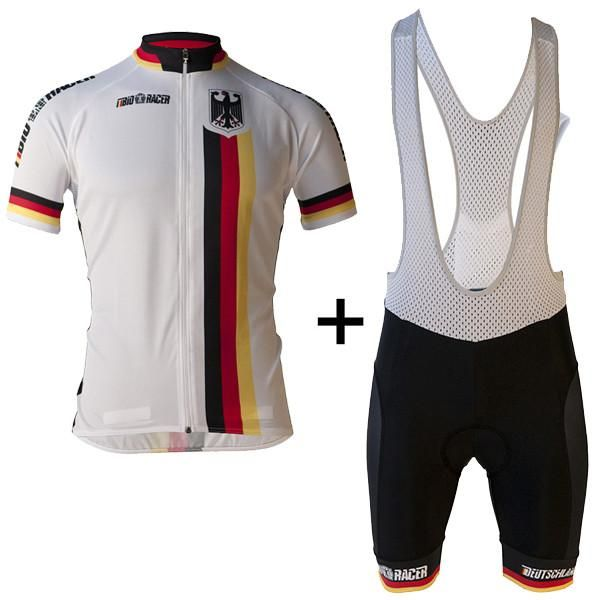 GERMANY Team Cycling Jersey