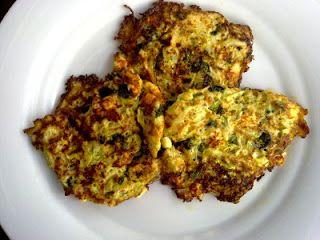Katrins favoriete recepten: Courgette-kruidenkoekjes