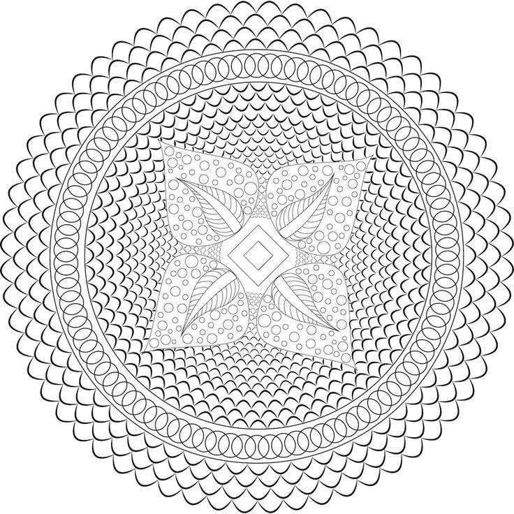 1370 best images about Mandala