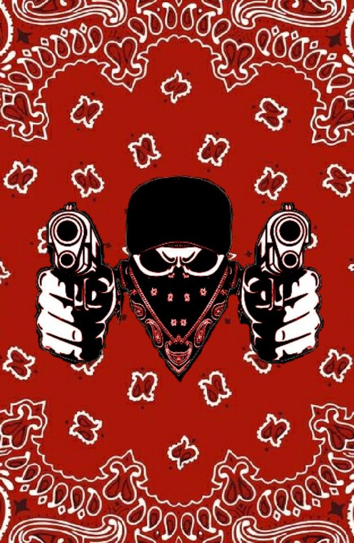 Gunnin fo ya ass Blood wallpaper