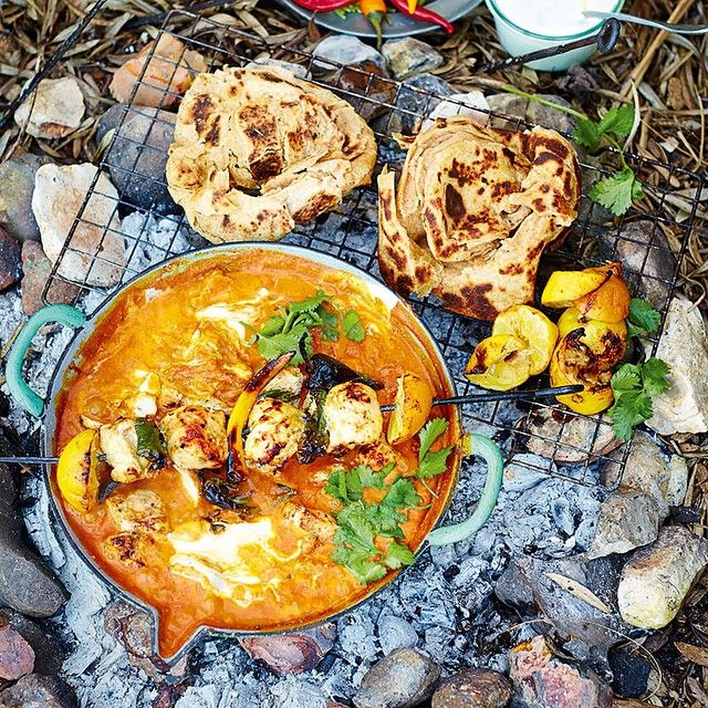 """""""Without question, chicken tikka masala is a brilliant curry that makes people very happy! When you make it you will be super proud. Recipe on tonights show and also on the website guys x #ComfortFood"""""""
