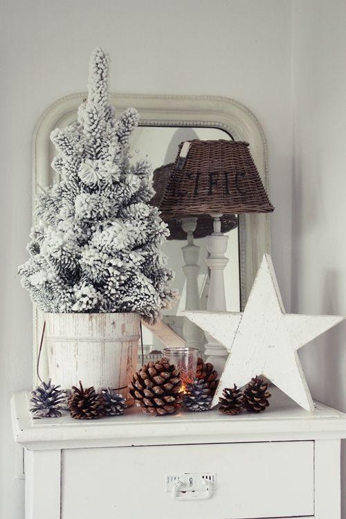 die besten 25 einfache weihnachtsdekorationen ideen auf. Black Bedroom Furniture Sets. Home Design Ideas