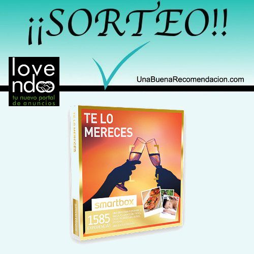 Sorteo San Valentín: Smartbox Te Lo Mereces