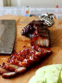 The Informal Chef: Recipe for Chinese Bbq Pork/Char Siu 叉燒