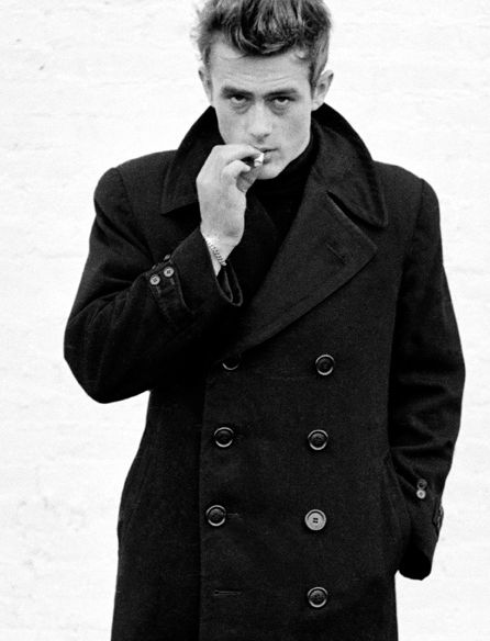 James Dean, New York, 1955 - More at http://cine-mania.it