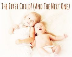 15 Differences Between The First Child And The Next One