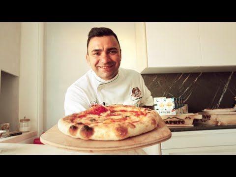 PIZZA NAPOLETANA facile e perfetta COME IN PIZZERIA - YouTube