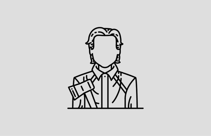Minimalist Icons Of Classic Horror Characters