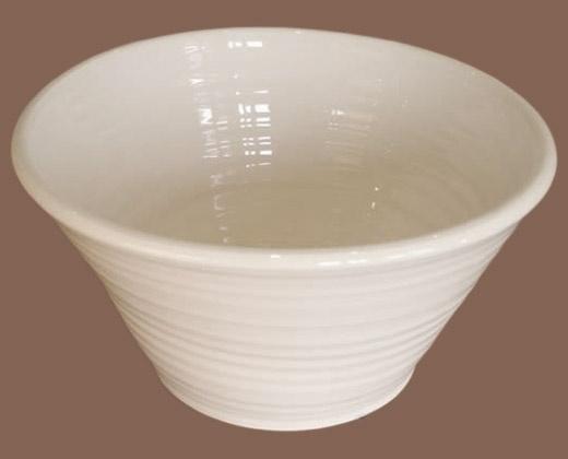Tony Sly white pottery