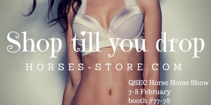 OK, technically not a discount voucher - but a reminder that the QSEC HorseHome show is happening this weekend (7-8 Feb) at the QSEC Indoor arena in Caboolture. Horses-store is there with amazing deals and show specials! http://www.qsec.com.au/horsehomeshow/