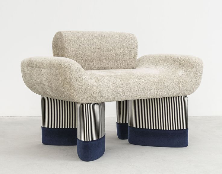 Smile chair by Giancarlo Valle