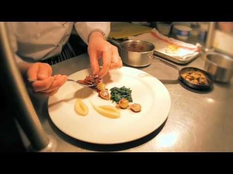 Chef Russell Brown - Dish Presentation - YouTube