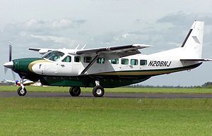 Cessna 208 Caravan - Wikipedia, the free encyclopedia