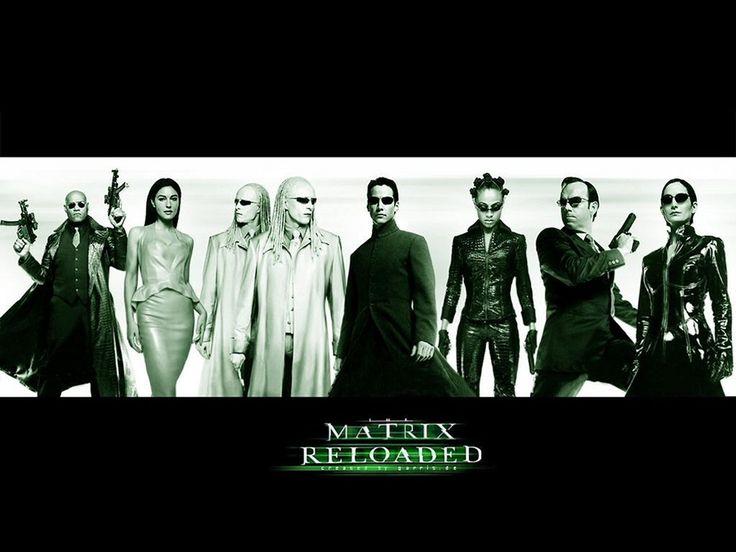 The matrix | Matrix Reloaded | Fondos de escritorio gratis