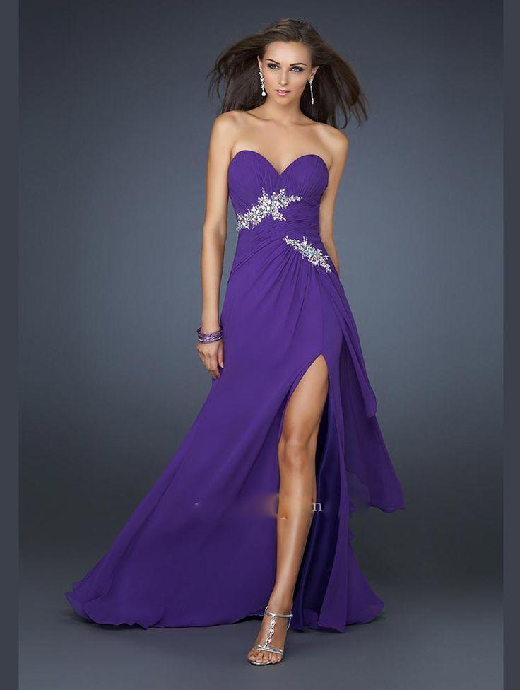 Mejores 28 imágenes de Prom Dress en Pinterest | Dresses 2013, Ropa ...