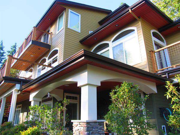 16 best images about ca bungalow exterior color palettes for Home outside palette