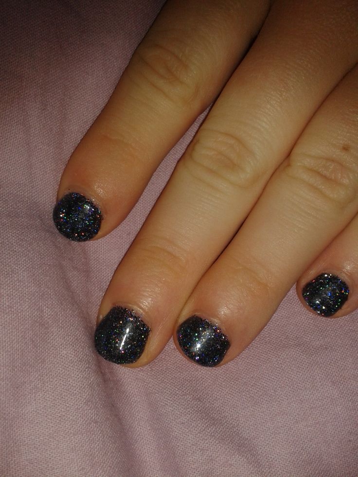 New Years eve nail..