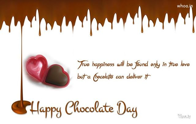 chocolate day wishes, greetings for gf