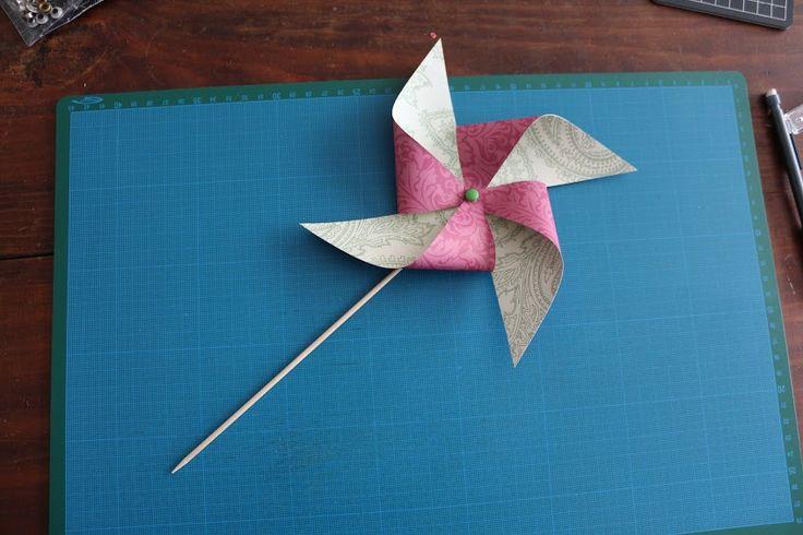 DIY tuto moulin à vent  Cortège/Animations enfants  Pinterest