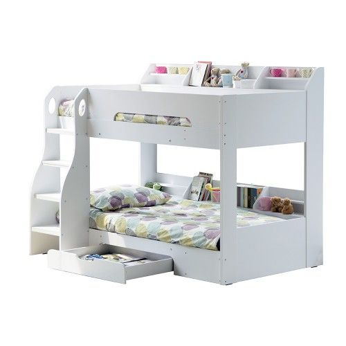 Flick Bunk Bed in White £349