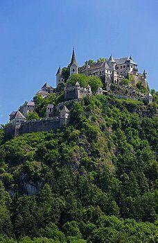 Schloss Hochosterwitz #schloss #hochosterwitz #kärnten