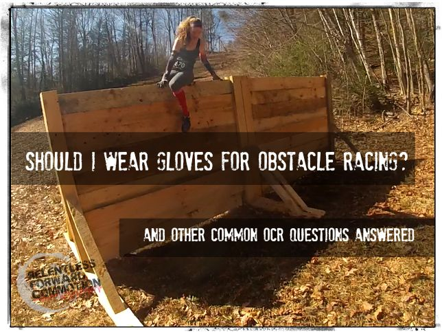 Everything you need to know to prepare for Obstacle Course Racing.