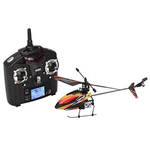 Oferta: 42.61€ Dto: -60%. Comprar Ofertas de wl v911 mini- 2.4ghz 4 canales de radio rc sola hélice de helicóptero giroscopio v911 [version:x6.9] by DELIAWINTERFEL barato. ¡Mira las ofertas!
