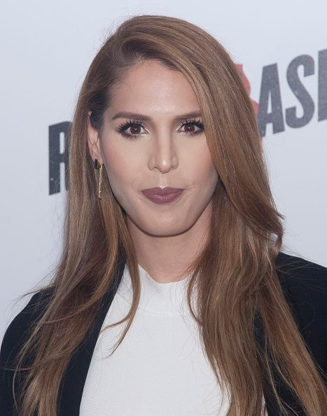 Carmen Carrera attends the 'Ricki and the Flash' world premiere in New York City �� LAN