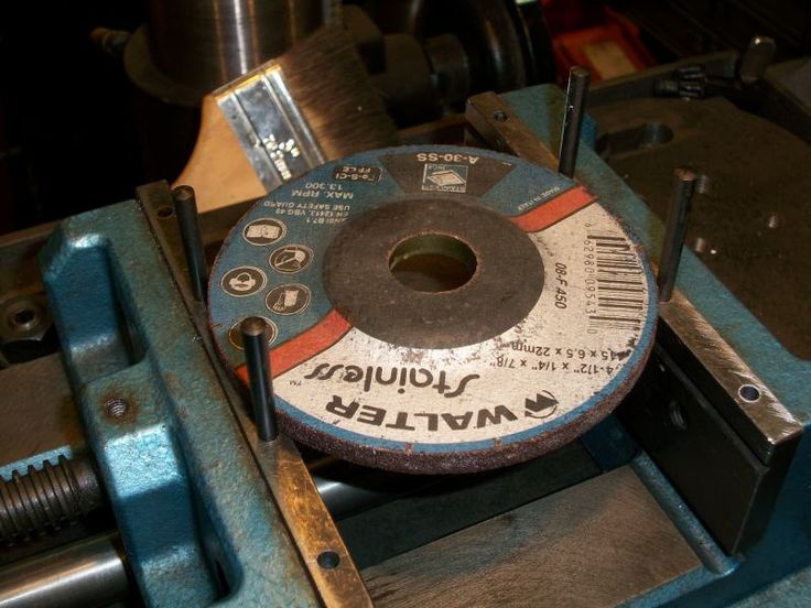 """Drill Press Vise Modification by platypus20 -- Homemade drill press vise modification consisting of placing tapered pins into 3/16"""" holes drilled in the vise jaws. Pins enable round workpieces to be secured. http://www.homemadetools.net/homemade-drill-press-vise-modification"""