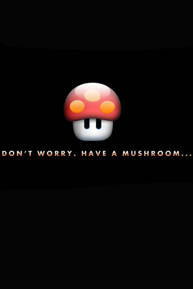 My lil sister got a can of mushrooms for her 8th birthday- true story