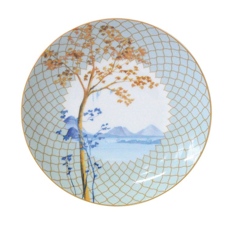Service de table porcelaine de limoges assiettes for Service de table japonais