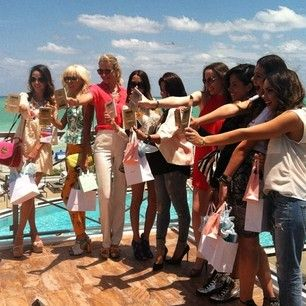 #miamifashionbloggers Miami Fashion Week