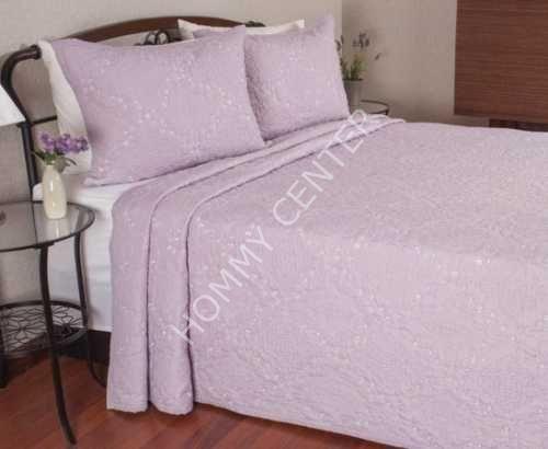 Begonville Lianna Lila Yatak Örtüsü Çift Kişilik | Begonville | Yatak Setleri