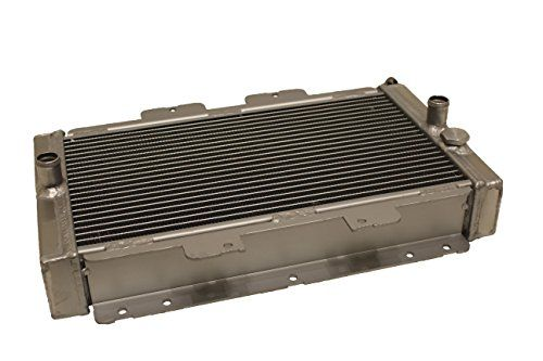 OPL HPR1005 Aluminum Radiator For Yamaha Rhino 660:   Our radiators are designed and engineered to maximize cooling efficiency by up to 30%, improve engine functions as well as prevent your vehicle from overheating. It is the ideal upgrade to the stock radiator whether you drive your vehicle daily or take it to the race tracks. OPL All-Aluminum radiators features a lightweight core, 100% aluminum, enhancing the overall performance of your engine.