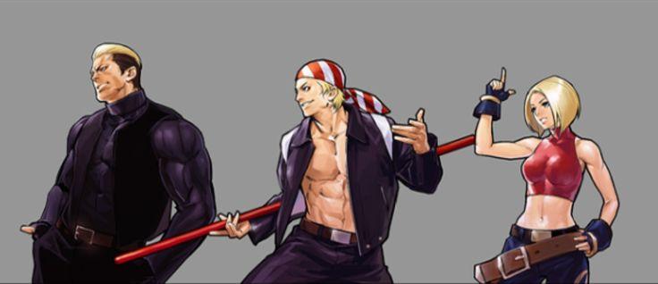 Quem são os lutadores de The King of Fighters? - Parte 2 - Jogos Indie