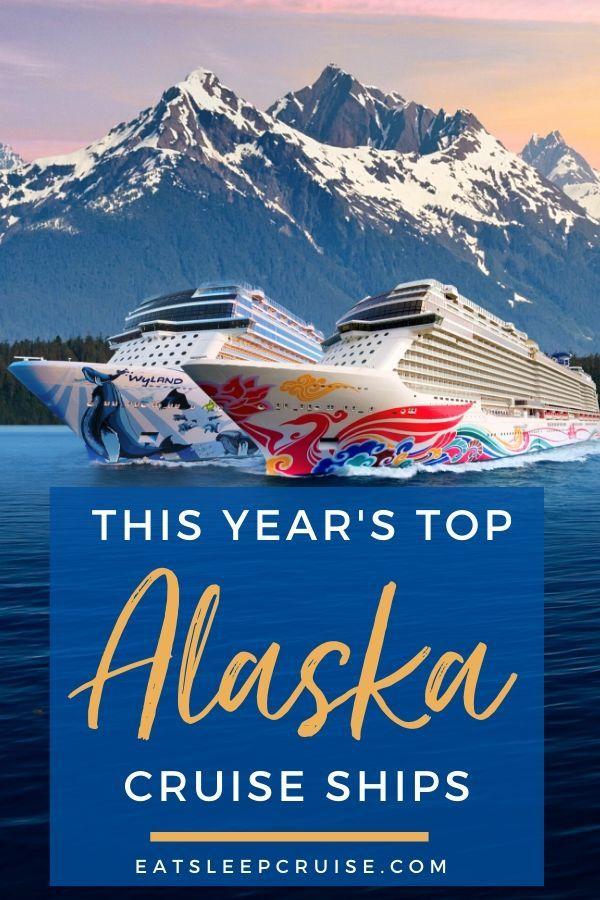 Top Alaska Cruise Ships Alaska Cruise Cruise Planning Cruise