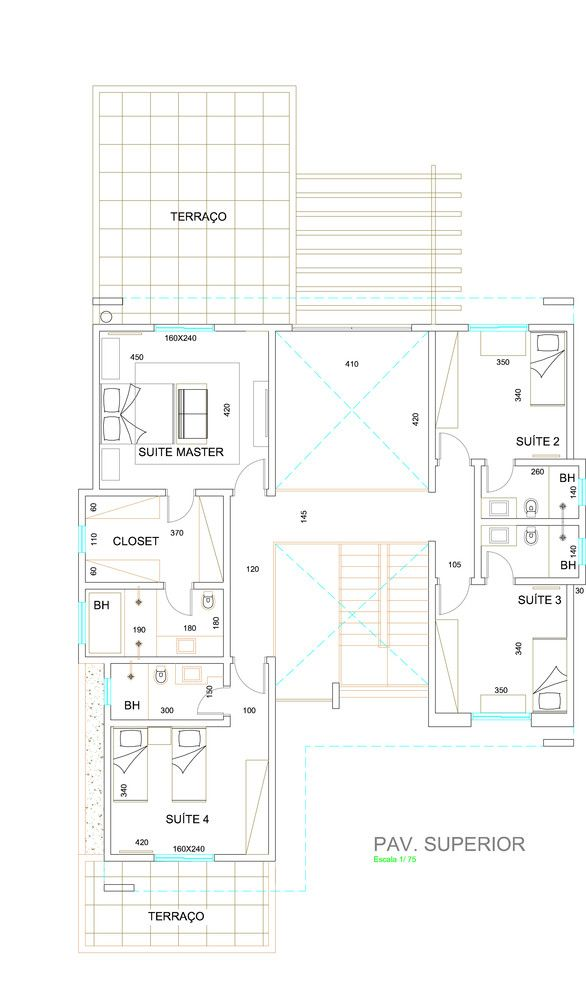 Galeria de Residência DF / PUPO GASPAR Arquitetura & Interiores - 36