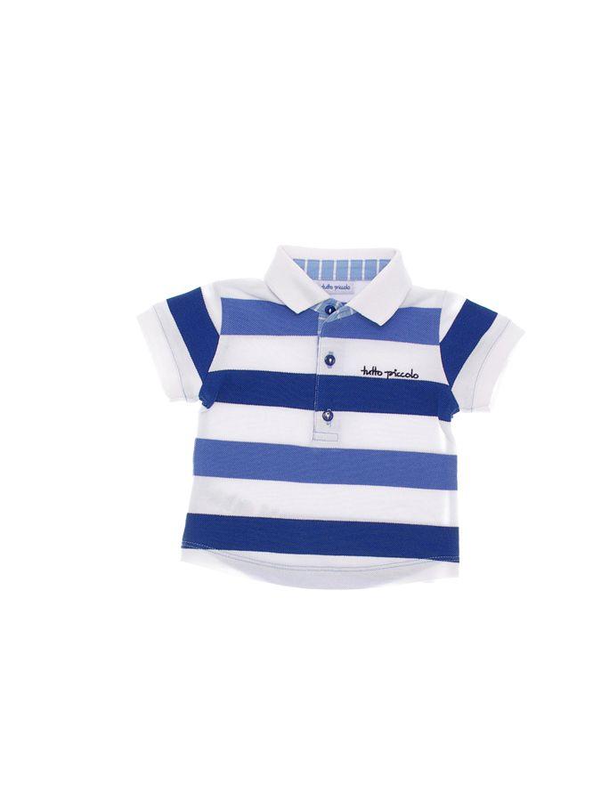 Koszulka polo z krótkim rękawem dla chłopca. Tutto Piccolo 72 PLN #limango #sale #ubranka #moda #t-shirt