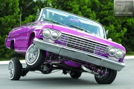 My parents had this veh when I was a little girl. But it wasn't purple and it was able to do this. ;) It was yellow. LOL