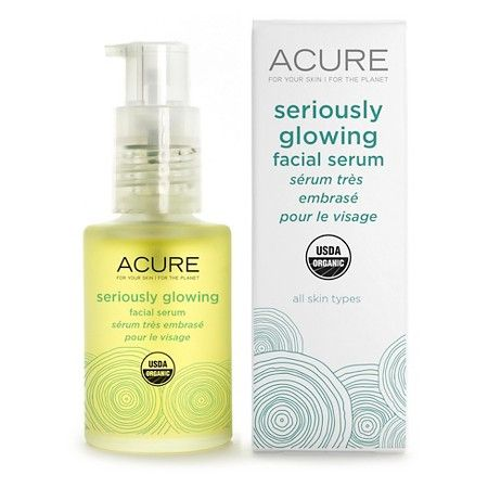 Acure Organics  Seriously Firming Serum - 1 oz : Target
