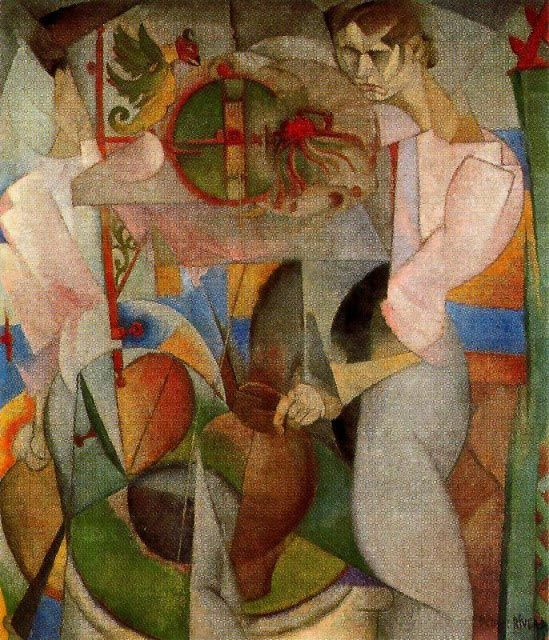 An introduction to the life of diego rivera a muralist painter