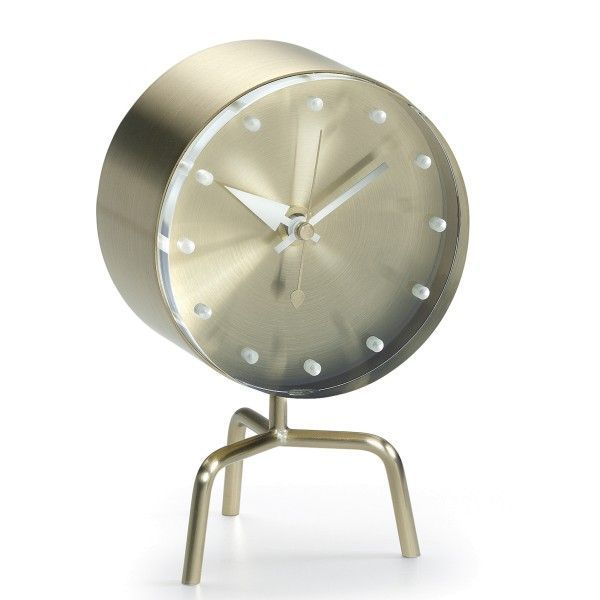 Tripod Clock klok | Vitra